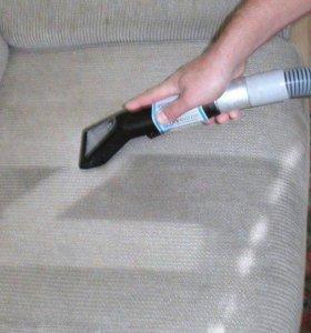 Химчистка ковров. Мягкой мебели. Матрасов на дому