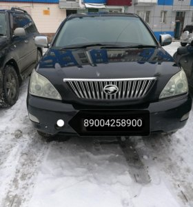 Toyota Harrier 2003г.