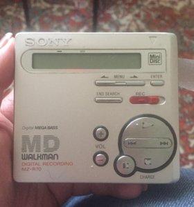 MD плеер Sony MZ-R70