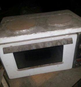 Электо печька
