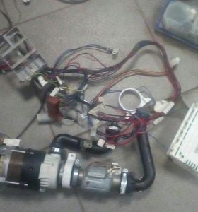 Запчасти для ПМ Elektrolux ESF2450S