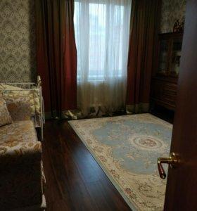 Квартира, 1 комната, 52.2 м²