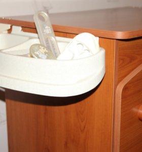 Комод пеленальный с ванночкой