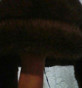 Норковая шапка+Подарок