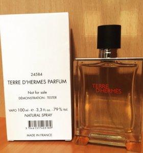 """Духи (Тестер) Terre D'hermes """"TERRE"""""""