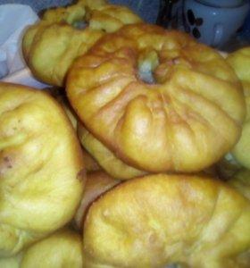 пироги печенья хворост и тд