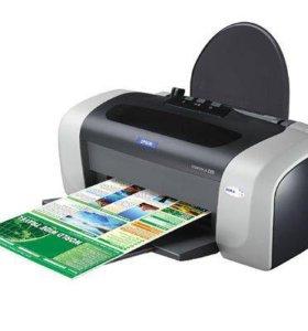 Принтер цветной Epson Stylus C65