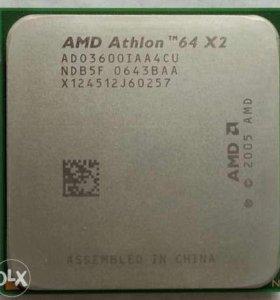Процессор AMD ATHLON 64 X2 3800+