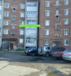 Квартира, 2 комнаты, 50.8 м²