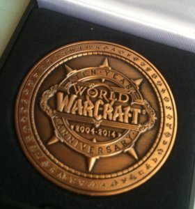Coin world of warcraft