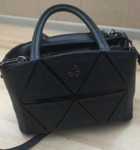 Новая сумка кожа