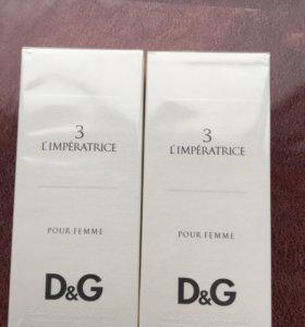 D&G 3 L'Imperatrice edt 100ml
