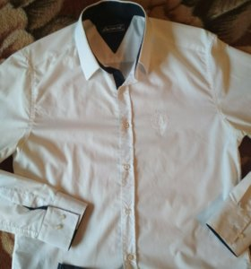Белая рубашка. Carlos