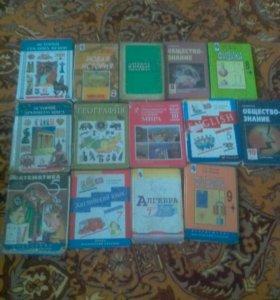 Книги от 5 до 10-11 классов