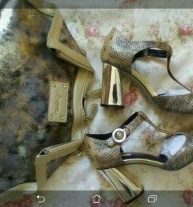 Комплект:туфли+сумка