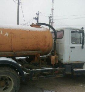 Газ КО-5038(Ассенизатор)