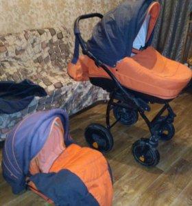 Детская коляска Tutis Zippy 2в1