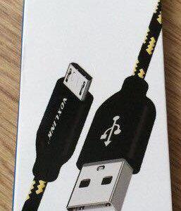Зарядный кабель Voxlink Micro USB для Android