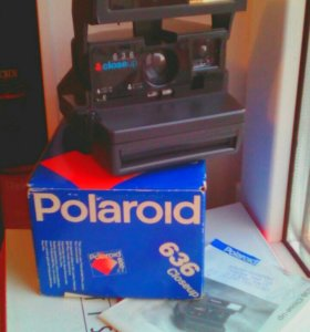 Полароид фотоаппарат