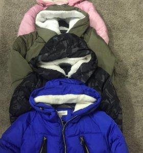 Куртки-трансформеры