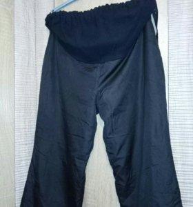 Штаны на флисе для беременных