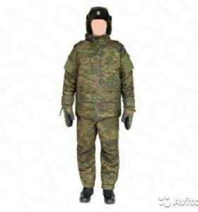 Новый костюм утепленный вкпо (оригинал)