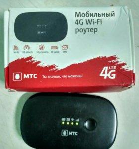 Роутер 4G МТС, возможен торг
