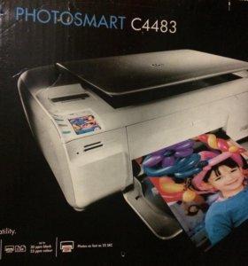 3 в 1 принтер+сканер+копир
