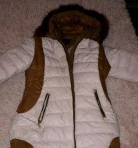 Осень Зима куртка.