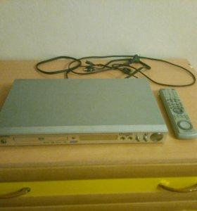 DVD samsung p650k
