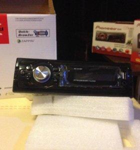BLUETOOTH Магнитола Xplod с USB, новая, в упаковке