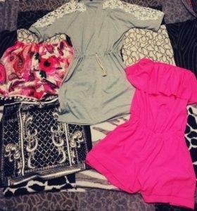 Шорты,юбка,комбинезон,платье