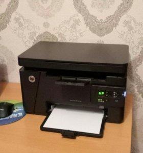 МФУ HP LaserJet Pro MFP M125ra