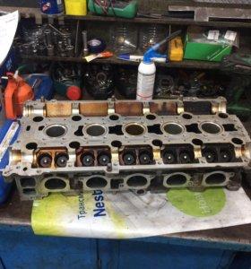 Ремонт двигателя шкода Ауди фольксва cdab