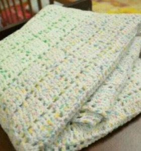 Одеялко-плед