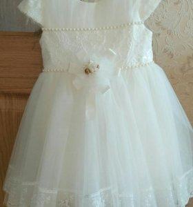 Платье на 1-1'5 года