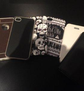 Чехлы Iphone 4 (Айфон)