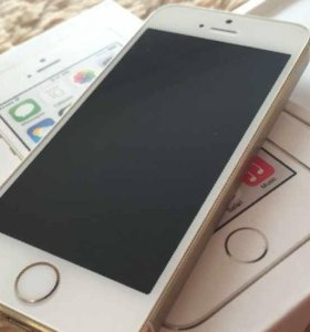 iPhone 📱 5s 16g gold