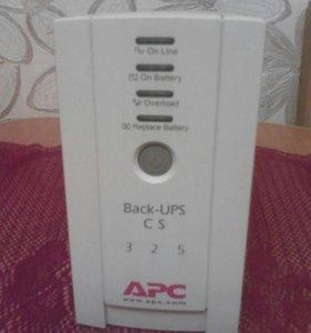 ИБП APC Back-UPS CS 325