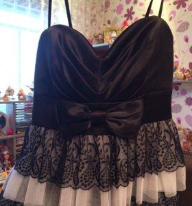 Праздничное платье в идеальнейшем состоянии