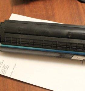 Рабочий картридж Б\У HP LaserJet (Q2612A)