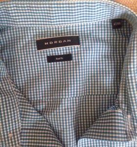 Рубашки мужские, разм54-56, отличное сост.