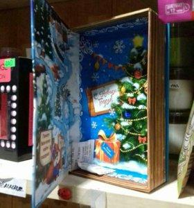 Коробка шкатулка для подарков
