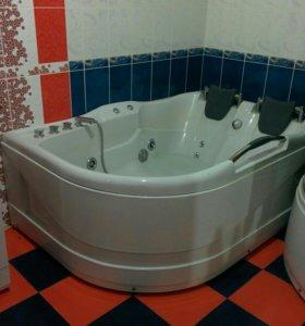 Большая ванна акриловая