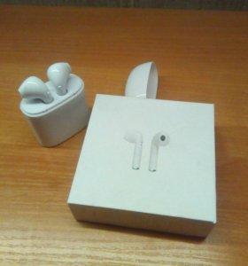 Apple airpods наушники