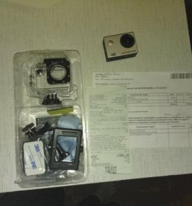 Экшн камера Smartterra