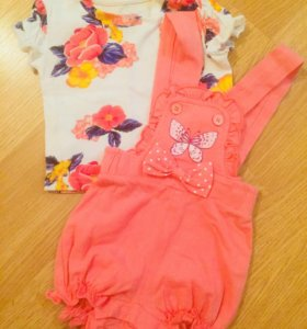 Детская одежда 0-3мес