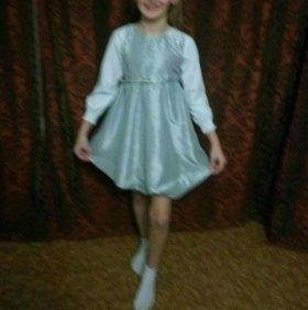 Платье и балеро playToday