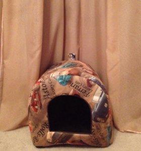 Домик для кошек и собак