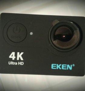 Экшн-камера EKEN H9/H9R. Аналог GoPRO,  SJCAM